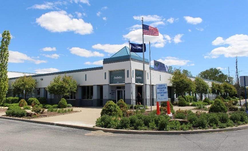 Indygo East Campus Building